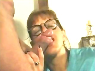 desperate brunette grownup french whore munches