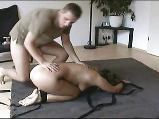 naughty lady acquires pierced