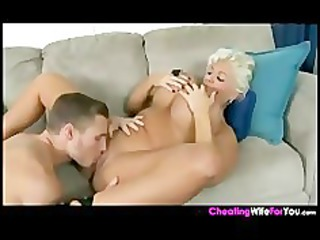 busty pals woman cheating