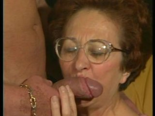 retro granny obtains so impressive dicking from