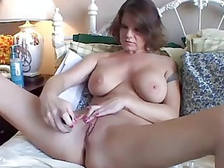 big breast girl shaves her delightful vagina