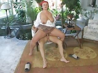 huge ass german cougar 2