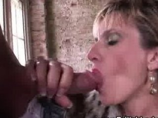 grown-up italian femdom cock sucking drill