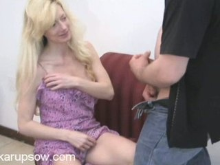 blonde mature callie obtaining nailed