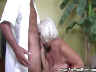old goes down on cock enjoy into the awesome