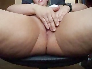elderly fatty webcam masturbation