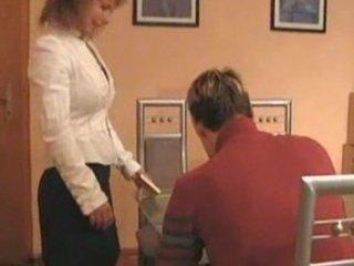 german milf licks for amateur sperm