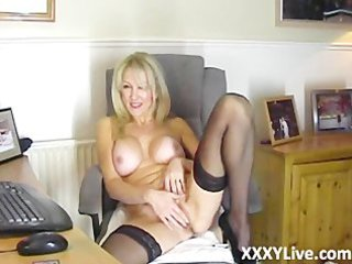 extremely impressive albino mature babe decides