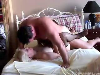 fucking sexy mature angel into fishnet pantyhose