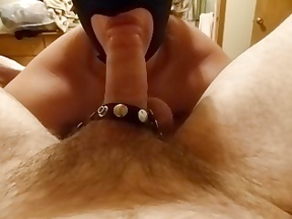 housewife bound and hungry for cock