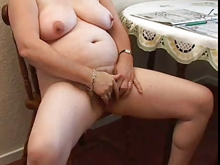 hairy fat mature