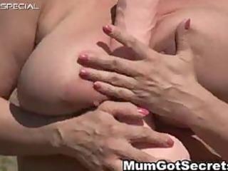 desperate milf takes her bushy muf pierced part5