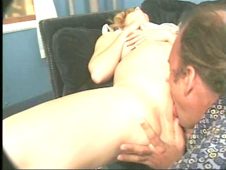 pregnant krista takes shaved pierced and facialed
