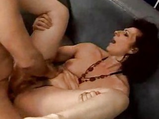 hairy cougar tramps get an bottom gangbanging