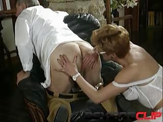 older sex with furry milf and her nurse