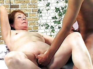 uneasy knobbed grandma