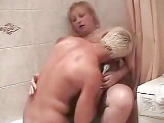 fat russian elderly