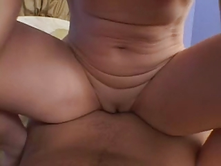 cougar blonde point of view