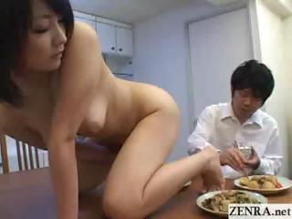 nudist mature babe japanese lady prostrates on
