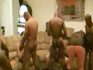 clean wife mixed group sex
